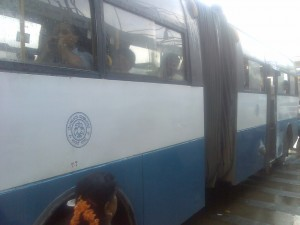 Strange buses found only in bangalore