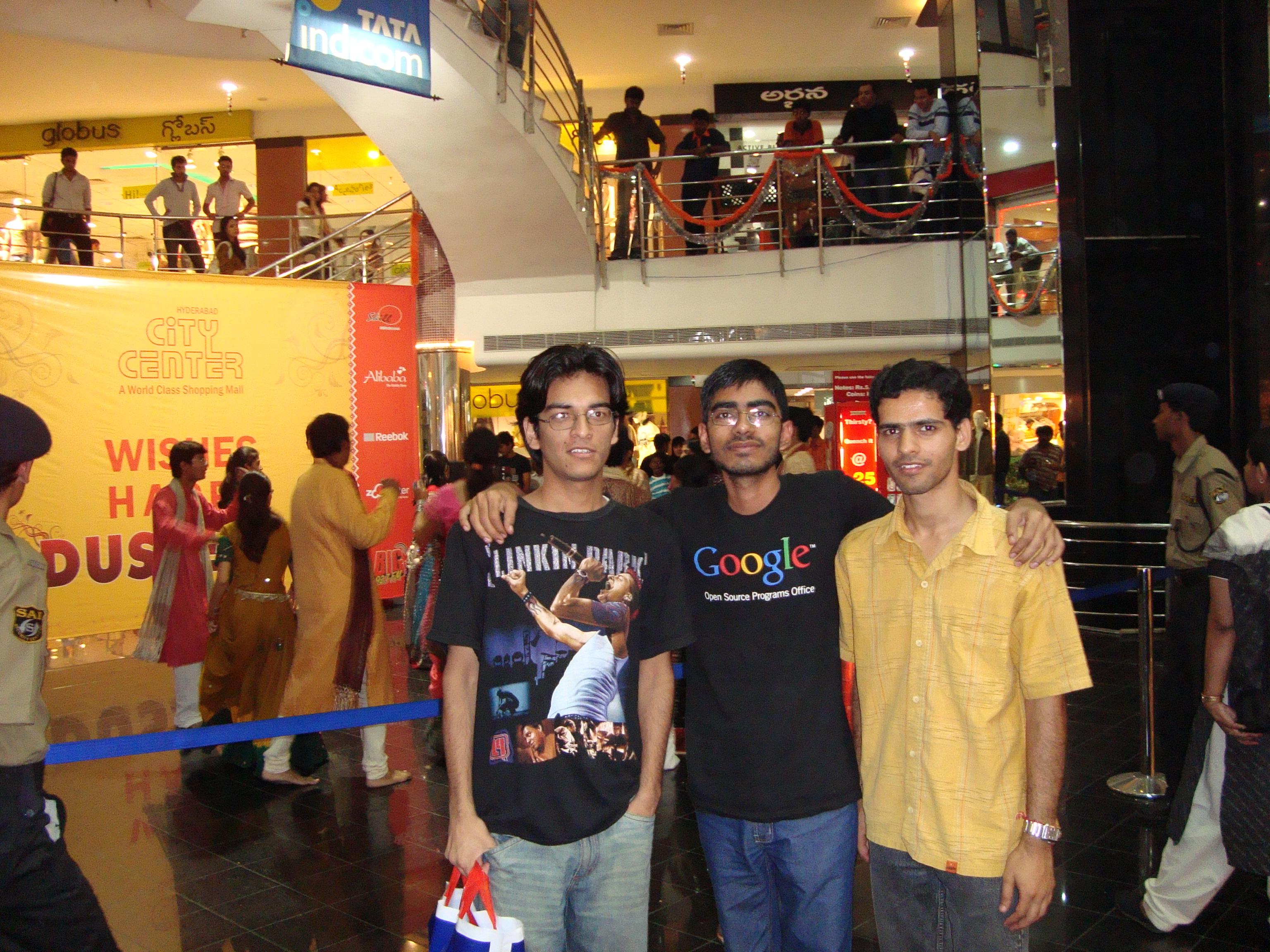 Nitin, Kulbir, Deepak