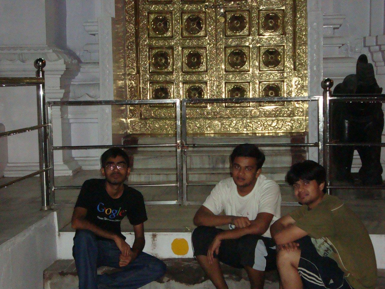 Temple in Indira Nagar