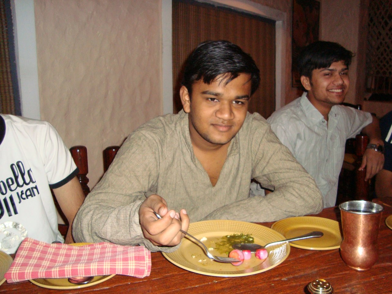 Kulbir Saini Birthday Party at Angeethi - Ajay