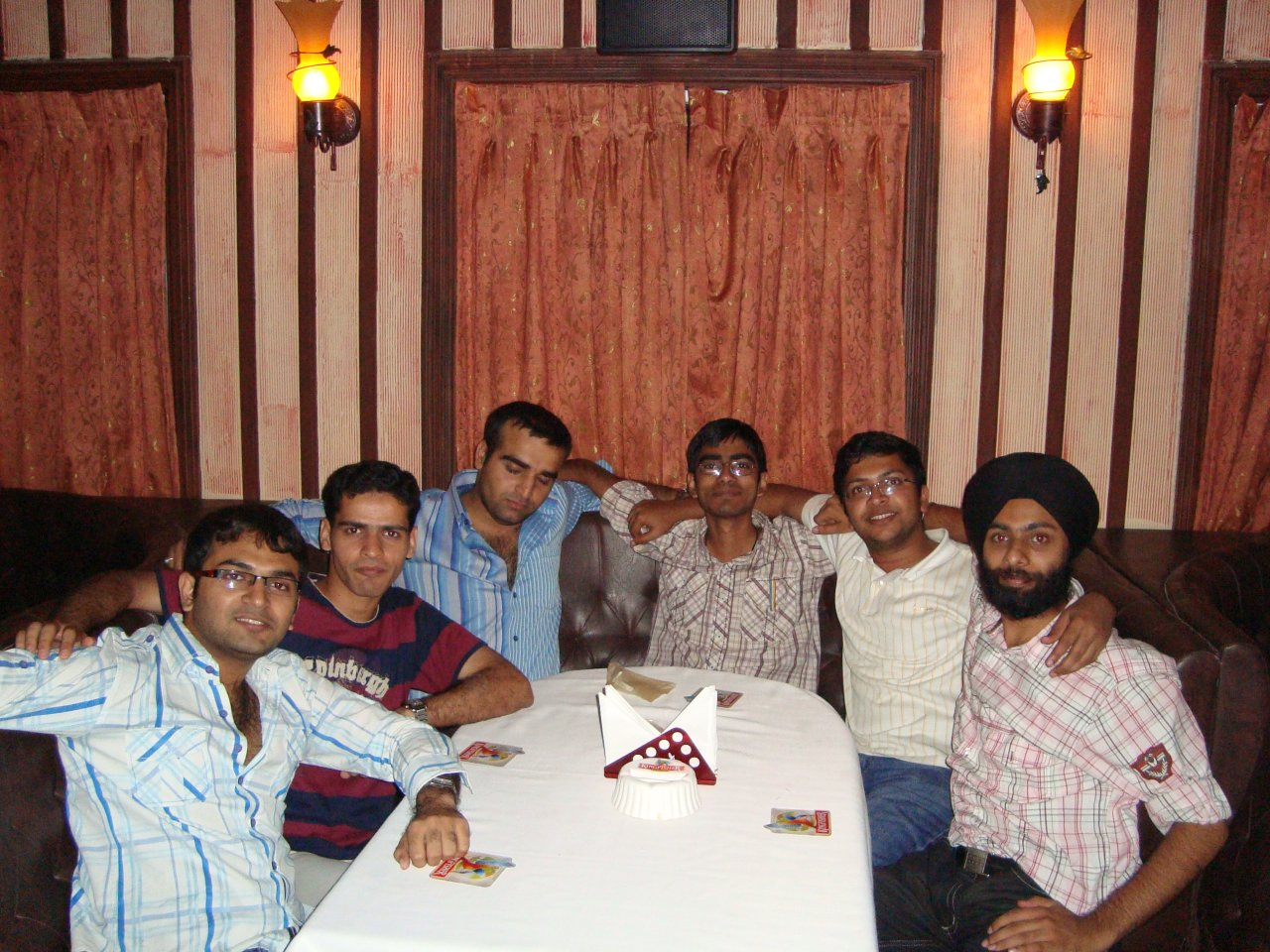 Somani Birthday at Haveli