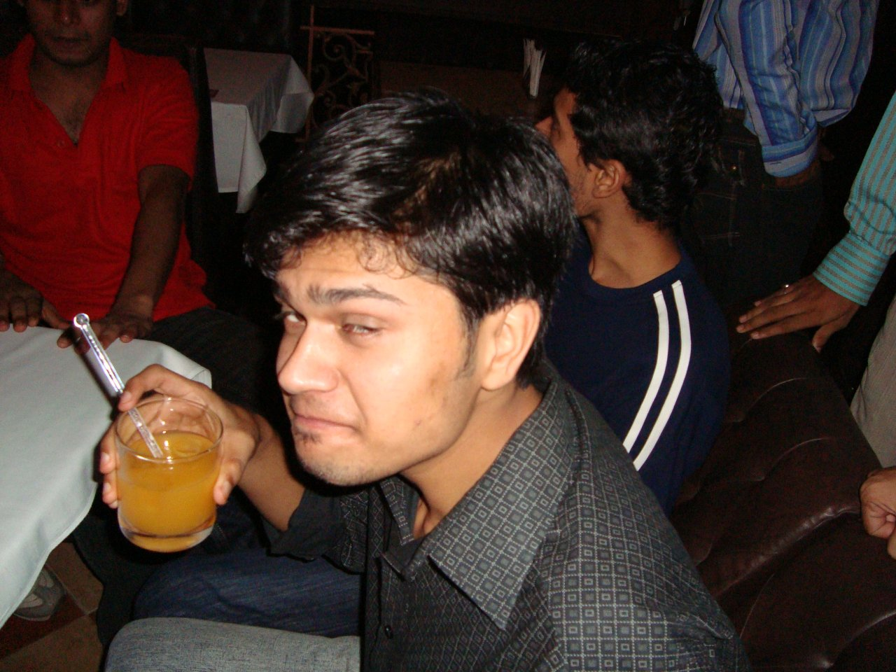 Somani Birthday at Club8 - Sachin Goyal