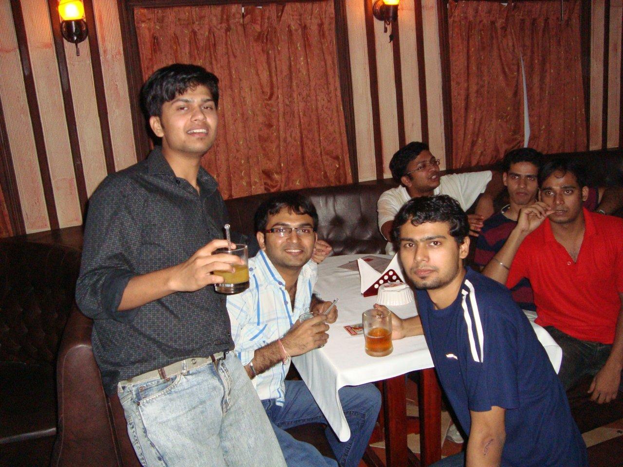 Somani Birthday - Sachin, Pankaj, Kapil Bajaj