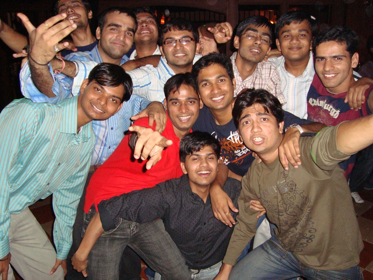 Somani Birthday at Club8 - We