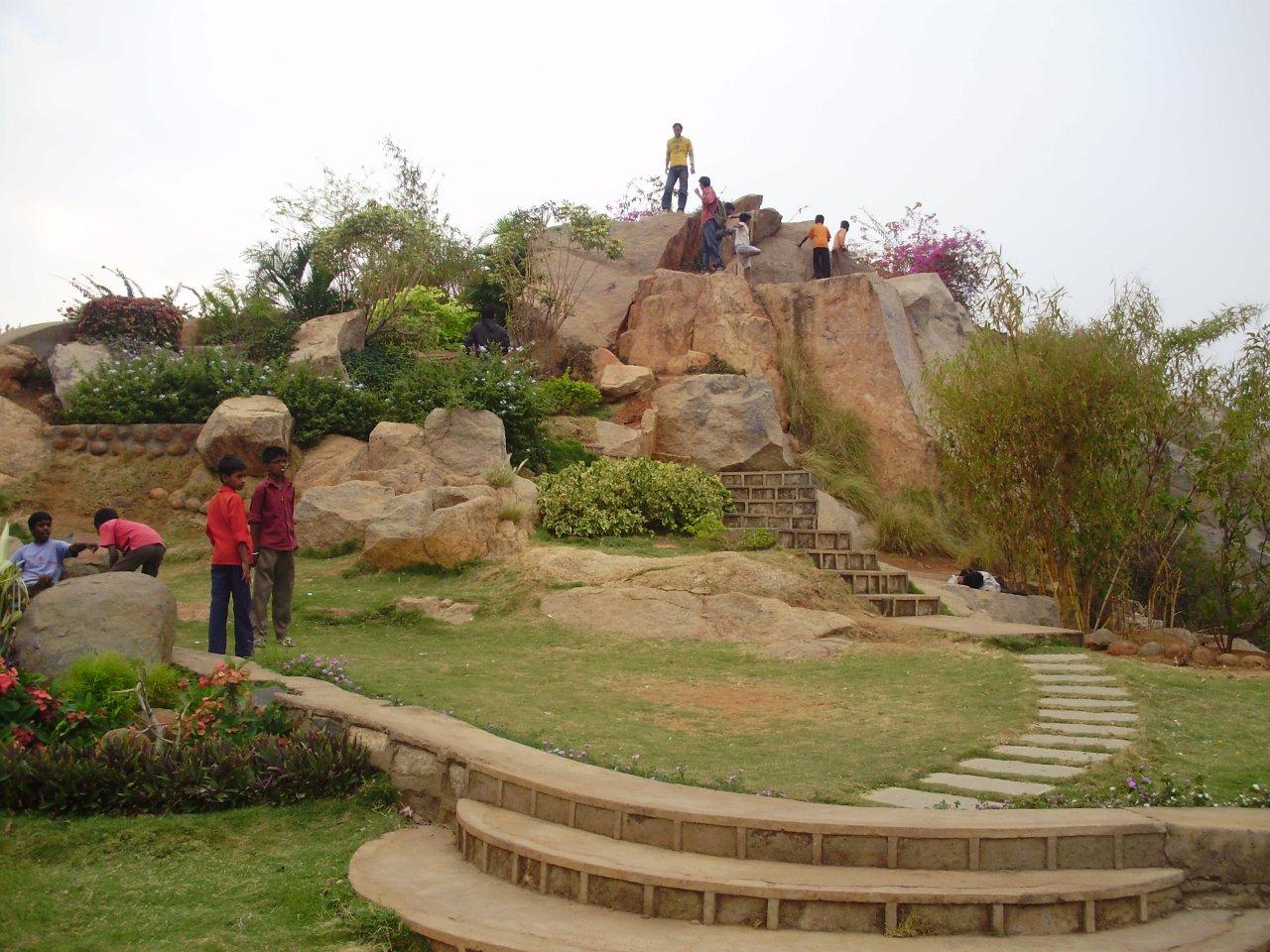 Near Mahendra Hills
